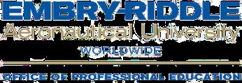 Embry-Riddle Aeronautical University Worldwide Office of Professional Education